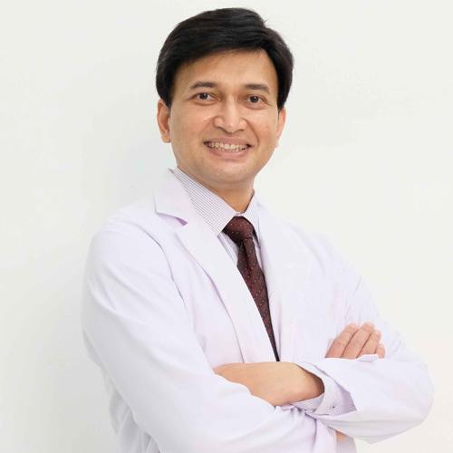 dr. Ismail, Sp.BTKV(K), MARS
